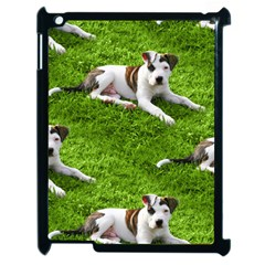 Pit Bull T Bone Puppy Apple iPad 2 Case (Black) by ButThePitBull