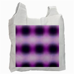 New 3 Recycle Bag (one Side) by timelessartoncanvas