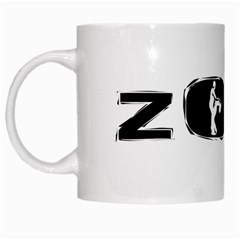 Zouk White Mugs by LetsDanceHaveFun