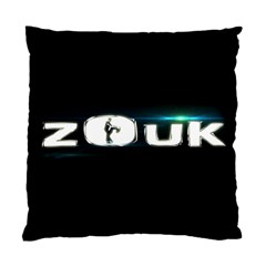 Zouk Standard Cushion Case (two Sides) by LetsDanceHaveFun
