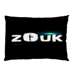 Zouk Pillow Case (two Sides) by LetsDanceHaveFun