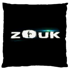 Zouk Large Cushion Case (one Side)
