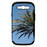 Tropical Palm Tree  Samsung Galaxy S III Hardshell Case (PC+Silicone)