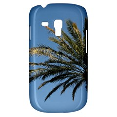 Tropical Palm Tree  Samsung Galaxy S3 Mini I8190 Hardshell Case by BrightVibesDesign
