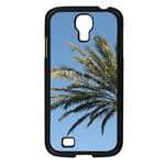 Tropical Palm Tree  Samsung Galaxy S4 I9500/ I9505 Case (Black)