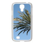 Tropical Palm Tree  Samsung GALAXY S4 I9500/ I9505 Case (White)
