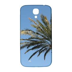 Tropical Palm Tree  Samsung Galaxy S4 I9500/i9505  Hardshell Back Case by BrightVibesDesign