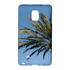 Tropical Palm Tree  Galaxy Note Edge by BrightVibesDesign