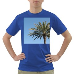 Tropical Palm Tree  Dark T Shirt