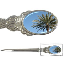 Tropical Palm Tree  Letter Openers by BrightVibesDesign