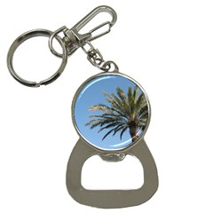 Tropical Palm Tree  Bottle Opener Key Chains by BrightVibesDesign