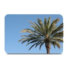 Tropical Palm Tree  Plate Mats by BrightVibesDesign