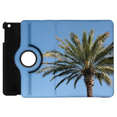 Tropical Palm Tree  Apple Ipad Mini Flip 360 Case by BrightVibesDesign
