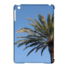 Tropical Palm Tree  Apple Ipad Mini Hardshell Case (compatible With Smart Cover) by BrightVibesDesign