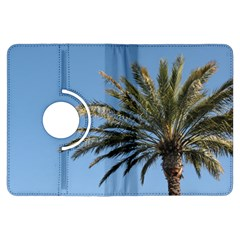 Tropical Palm Tree  Kindle Fire Hdx Flip 360 Case by BrightVibesDesign