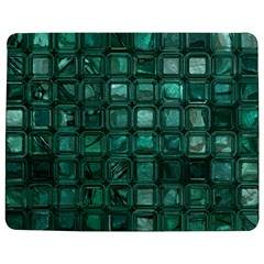 Glossy Tiles,teal Jigsaw Puzzle Photo Stand (Rectangular) by MoreColorsinLife