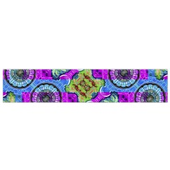 Collage Ornate Print Flano Scarf (small) by dflcprintsclothing