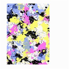 Abstract Large Garden Flag (two Sides) by Uniqued