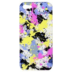 Abstract Apple Iphone 5 Hardshell Case by Uniqued