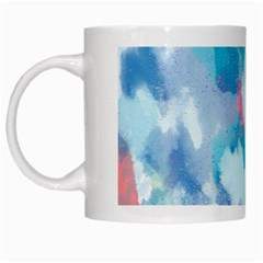 Abstract #2 White Mugs by Uniqued