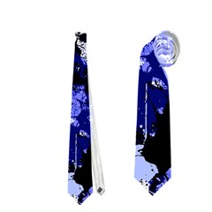 Abstract #7 Neckties (two Side)  by Uniqued