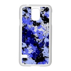 Abstract #7 Samsung Galaxy S5 Case (white) by Uniqued