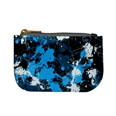 Abstract #8 Mini Coin Purses by Uniqued