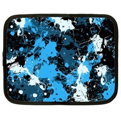 Abstract #8 Netbook Case (XXL)  by Uniqued