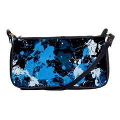 Abstract #8 Shoulder Clutch Bags by Uniqued