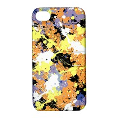 Abstract #9 Apple Iphone 4/4s Hardshell Case With Stand by Uniqued
