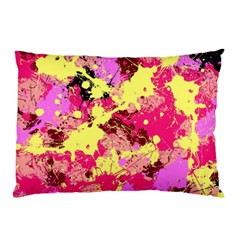 Abstract #11 Pillow Case by Uniqued