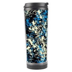 Abstract #15 Travel Tumblers by Uniqued
