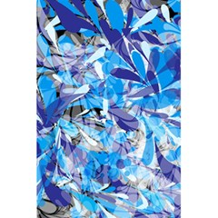 Abstract Floral 5 5  X 8 5  Notebooks by Uniqued
