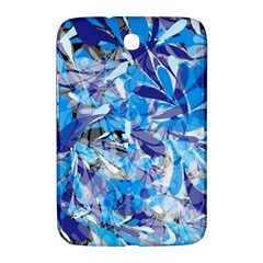 Abstract Floral Samsung Galaxy Note 8 0 N5100 Hardshell Case  by Uniqued