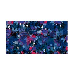 Abstract Floral #3 Satin Wrap by Uniqued