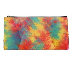 Abstract Elephant Pencil Cases