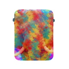 Abstract Elephant Apple Ipad 2/3/4 Protective Soft Cases by Uniqued