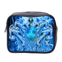 Medusa Metamorphosis Mini Toiletries Bag 2 Side by icarusismartdesigns