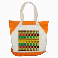 Shapes And Stripes  			accent Tote Bag by LalyLauraFLM