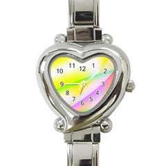 New 4 Heart Italian Charm Watch by timelessartoncanvas
