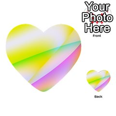 New 4 Multi Purpose Cards (heart)  by timelessartoncanvas