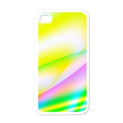 New 4 Apple Iphone 4 Case (white) by timelessartoncanvas