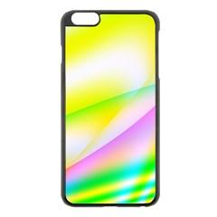 New 4 Apple Iphone 6 Plus/6s Plus Black Enamel Case by timelessartoncanvas
