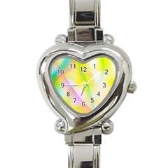 New 5 Heart Italian Charm Watch by timelessartoncanvas