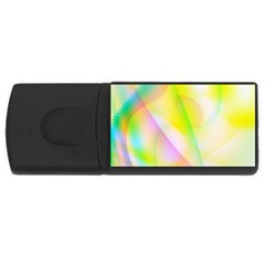 New 5 Usb Flash Drive Rectangular (4 Gb)  by timelessartoncanvas