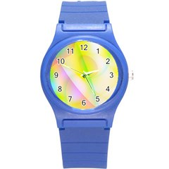 New 5 Round Plastic Sport Watch (s) by timelessartoncanvas