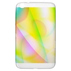 New 5 Samsung Galaxy Tab 3 (8 ) T3100 Hardshell Case  by timelessartoncanvas