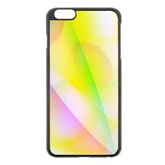 New 5 Apple Iphone 6 Plus/6s Plus Black Enamel Case by timelessartoncanvas