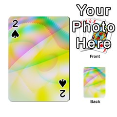 New 6 Playing Cards 54 Designs