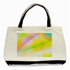 New 6 Basic Tote Bag (two Sides) by timelessartoncanvas